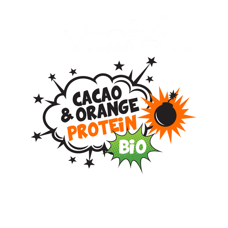 Cacao & Orange Protein Energy Bar