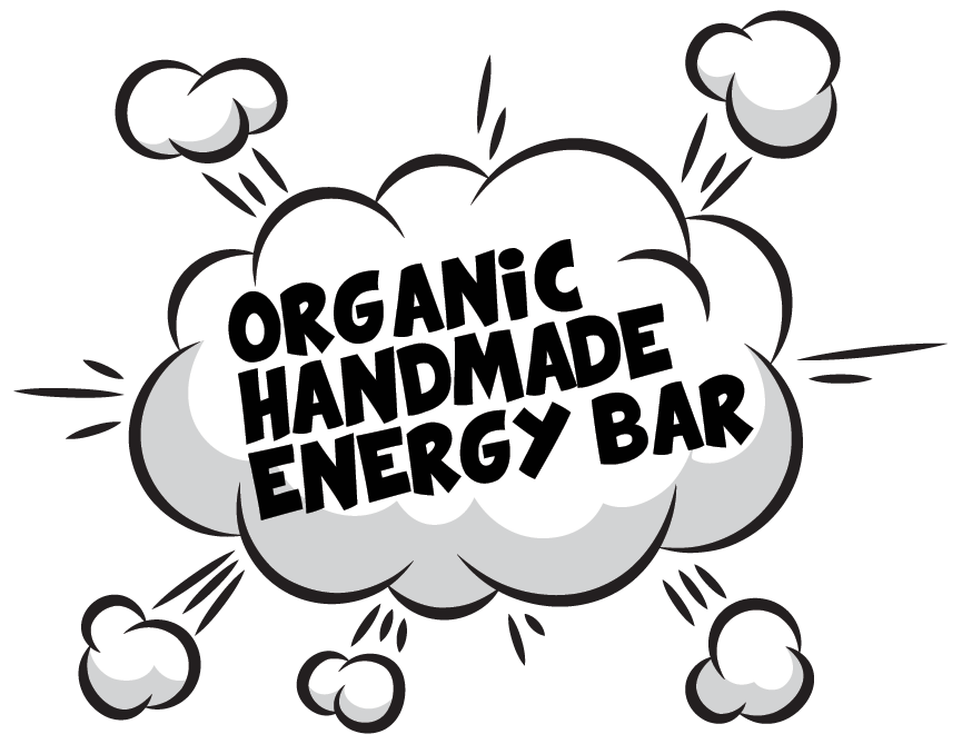 SuperHeraw Organic Handmade Energy Bar